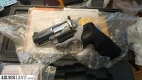 For Sale/Trade: Ruger super Redhawk Alaskan 44 mag