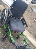 Competition wheel chair $3000 new asking $450