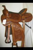 FULLY TOOLED NEW SADDLE (Longview)