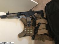 For Sale/Trade: Anderson arms lower build AR15 pistol with extras