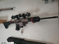 "For Sale: TNW Aero Survival Rifle 10MM 16"" 10RD dark earth with 3-9x40 scope"