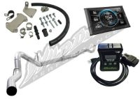 "Purchase EFI Live, w/Monitor EGR & DPF Delete 4"" Exhaust For GM Duramax LML 2011-2016 motorcycle in Ogden, Utah, United States, for US $1,401.37"
