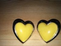 (New)Big heart Earrings