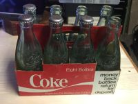 Collectable Coke bottles