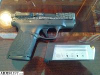 For Sale: Custom Smith & Wesson M&P Shield 45