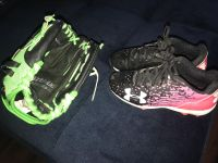 Combo Glove/Cleats Kids size 13Y