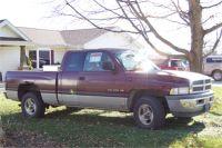 2001 Dodge Ram Quad Cab 1500-Dependable, Cheap Transportation!