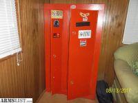 For Sale/Trade: Steel Double Door Gun Cabinet