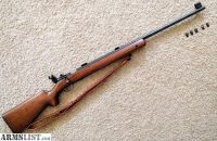 For Sale: 1939 Winchester 75 Target