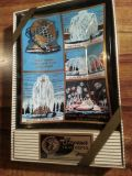 NEW YORK WORLD'S FAIR 1964-1965 Glass Tray Original Package
