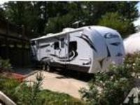 2013 Cougar Travel Trailer Camper