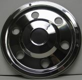 """Buy TRAILER STAINLESS STEEL WHEEL SIMULATOR WHEEL COVERS 17.5"""" SET OF 6 motorcycle in Almo, Kentucky, United States, for US $345.95"""