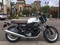 2017 Moto Guzzi V7 III Anniversario Standard/Naked Motorcycles Marina Del Rey, CA