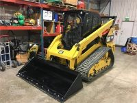 2017 CATERPILLAR 289D SKID STEERS