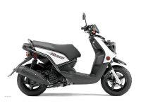 2012 Yamaha Zuma 125 250 - 500cc Scooters Johnson City, TN