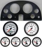 Buy 63-67 Corvette Carbon Dash Carrier w/ Auto Meter Phantom II Gauges motorcycle in Carson City, Nevada, United States, for US $1,219.95