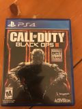 Like new PS4 Call of Duty black ops 3 OBO