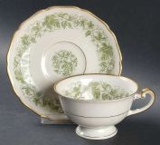 Royal Crown china. 4 sets of 2