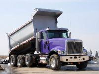 Dump truck loans for (A through D) credit types