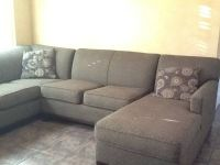 L Shaped Sectional - must go soon