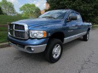 "Used 2004 Dodge Ram 2500 4dr Quad Cab 160.5"" WB 4WD SLT, 219,006 miles"