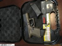 For Sale: Glock 26 OD GREEN
