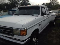 1989 FORD F350 SUPERCAB