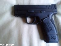 For Trade: Springfield XD .45 Mod 2 subcompact for trade for Guitar Amp