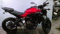2015 Yamaha FZ-07 Street / Supermoto Motorcycles Harmony, PA