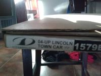 2004 and up lincoln town car 40pcs woodkit new