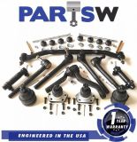 Purchase 14 Pc Suspension Steering Kit Blazer S10 Sonoma Hombre 1996-05 Center Link End motorcycle in Miami, Florida, United States, for US $98.88