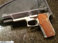 For Sale: S&W 745 Single Action .45 target pistol