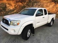 2011 Toyota Tacoma Access Cab PreRunner Pickup 4D 6 ft