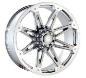 Sell 26 Chrome Rims Dodge Ford Chevy Hummer Wheels Tires Dub motorcycle in Ontario, California, US, for US $2,375.00