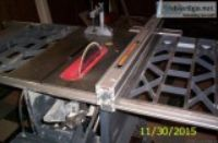 Craftsman Table Saw for sale