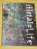 Details about Metal = Life (DVD + CD, 2005, 3-Disc) Hot Topic/Hopeless Records/Sub City