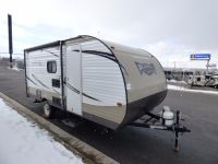 New 2017 Forest River RV Wildwood X Lite FS 195BH Travel Trailer