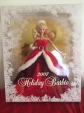 Christmas Happy Holiday Barbie Doll