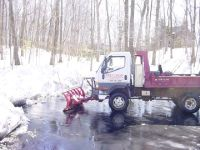 SNOW PLOW / ICE REMOVAL CONTRACTOR FOR HIRE, MIDDLESEX, MONMOUTH, SOMERSET COUNTIES (Central New Jersey)