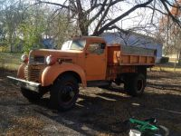 $12,900, 1940 Dodge Other 4X4 Dump Truck