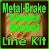 Buy Copper Nickel Brake line kit Mustang 1964-1976 Cougar 1968-1976 No More Rust motorcycle in Duluth, Minnesota, United States