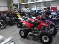 Motorcycle, Scooter, ATV, Dirt bike, Gas or Electric Service  (St. Pete)