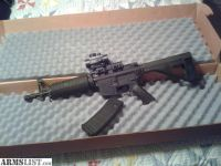 For Sale: AR15 556 Pistol with red dot