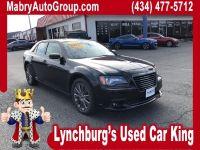 2014 Chrysler 300C John Varvatos Luxury
