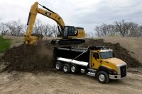 Damaged credit - dump truck & heavy equipment financing
