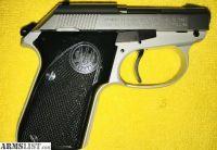 For Sale: Beretta Tomcat 3032 INOX Wide Slide Stainless Pistol