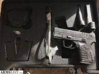 "For Sale/Trade: Springfield - XDs - 45ACP - 3.3"" - +AMMO"