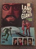 1969 Land of the Giants Coloring Book