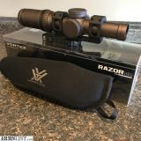 For Sale/Trade: Vortex Razor HD Gen 2