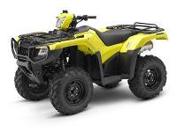 2017 Honda FourTrax Foreman Rubicon 4x4 EPS Utility ATVs North Reading, MA